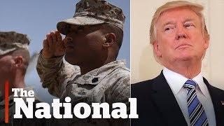 Trump won't reveal Afghanistan plan specifics
