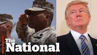 Trump won't reveal Afghanistan plan specifics