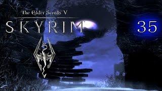Отдать часть души или стать вампиром  - Skyrim прохождение часть 35