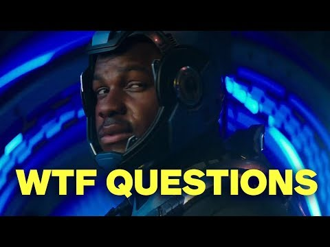 Pacific Rim Uprising's 5 Biggest WTF Questions streaming vf