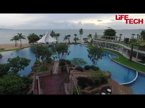 MOEVENPICK Hotel Thailand / PATTAYA made by DJI phantom 4 & DJI Osmo in 4K ULTRA HD