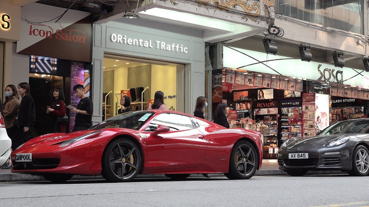 Driving in Hong Kong - Renting a Car in Hong Kong?