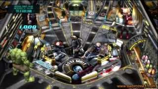 Zen Pinball 2: The Avengers
