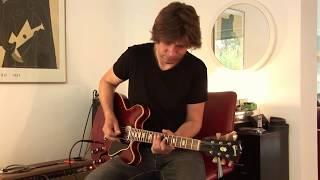 1966 Gibson ES-335 Cherry, Stoptail Conversion, Part3