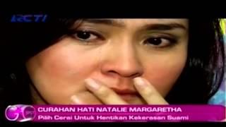 Puluhan Tahun Natalie Margaretha Jadi Korban KDRT