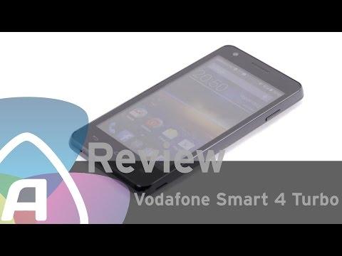 Vodafone Smart 4 Turbo review (Dutch)