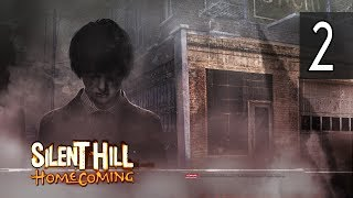 SILENT HILL HOMECOMING - Hard Part 2 Walkthrough Gameplay No Commentary