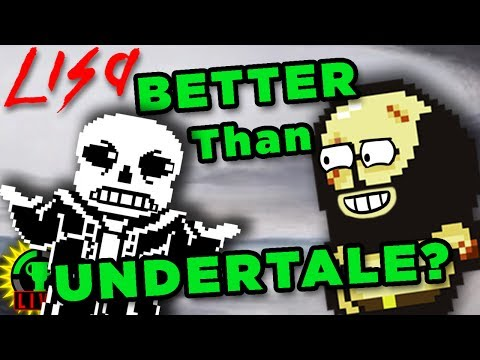 This Reminds Me of UNDERTALE! | Lisa