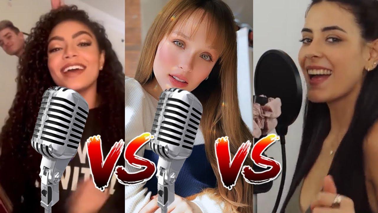 QUEM CANTA MELHOR? Any Gabrielly vs Sabina vs Manuela Kfouri vs Sofya vs Larissa Manoela