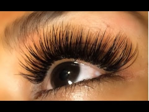 HOW TO APPLY LASH EXTENSION ROUTINE REVISED  2 WEEK WEAR INDIVIDUAL + STRIPS