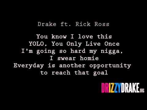 Drake - Lord Knows ft Rick Ross - YouTube