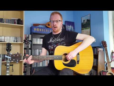 Mike McLaughlin, Live, at home, online April 1st 2017