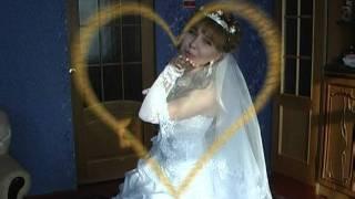 Свадебный клип на песню М  Михайлова  Ты самая красивая
