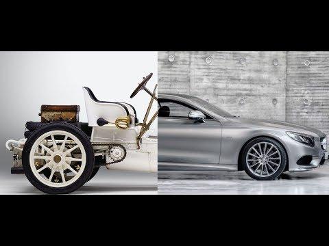 МЕРСЕДЕС БЕНЦ История марки . Mercedes Benz автомобили