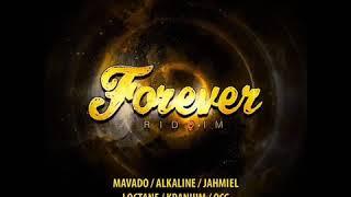 Forever Riddim Mix Feat  Alkaline, Mavado, I  Octane + More Jan 2018 Refix #
