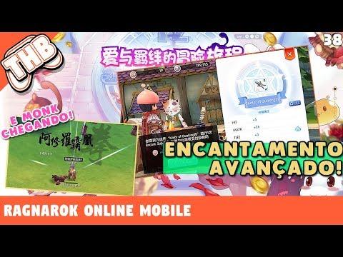 RAG: Ragnarok Online Mobile – Encantamento Avançado e mais vídeos de Aldebaran, Monk e Crusader! (MvP)