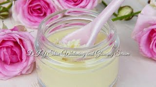 DIY Face serum for Glowing and…