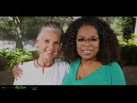 Oprah Winfrey and ALI MacGRAW - Motivational interview