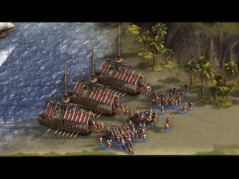 Cossacks 3 - Mission 1 ON HOSPITALLER SERVICE | Dawn of the French Fleet
