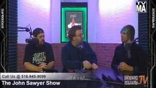 """""""The John Sawyer Show"""" Sun Jan 9th"""