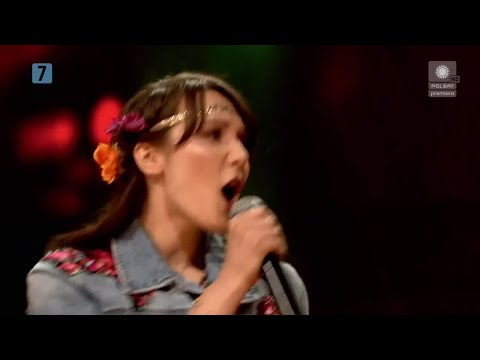 Śpiewajmy razem. All Together Now - Olga Wolska i Konrad Stachnik - Kiss Me (Sixpence None The Ri...