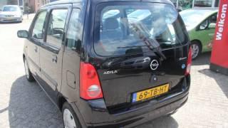 Opel Agila 1.2 16v 5drs. Flexx Cool airco