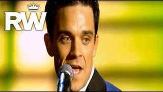 Robbie Williams | 'Straighten Up And Fly Right' | Live At The Albert