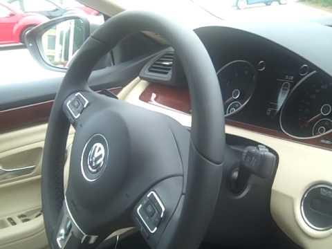 2010 Volkswagen CC walkaround-Steve White VW Greenville SC