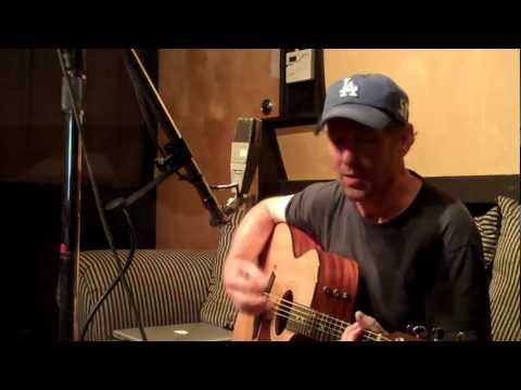 "JOHN THOMAS GRIFFITH performs ""Can't Stay Here"" at The Music Shed"