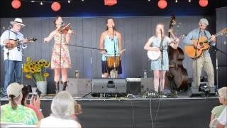 The Starlight Honeys - Ten Rod Road - Ossipee Valley Music Festival
