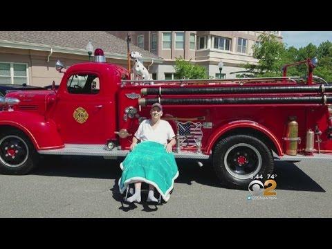 Funeral Held For Hero 9/11 Firefighter