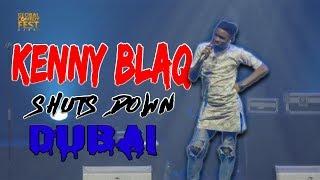 Kenny Blaq Shuts Down Dubai at the Global Comedy Fest 2018