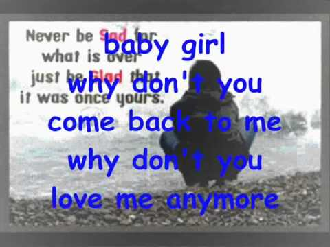 Baby Girl - Innervoices (lyrics)