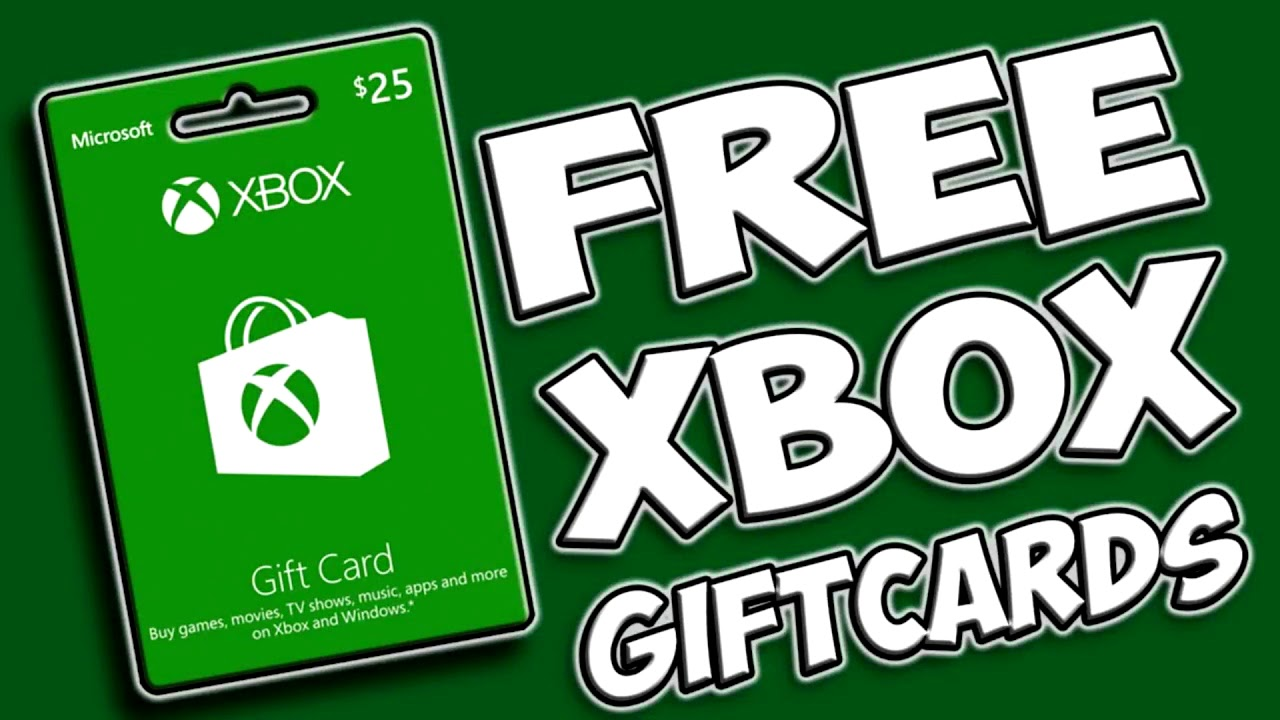 How To Get FREE Xbox Gift Cards In 2019 Fast + Easy