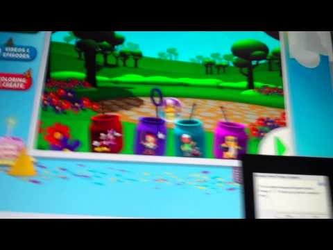 Disney Junior Happy Birthday Game (2012)