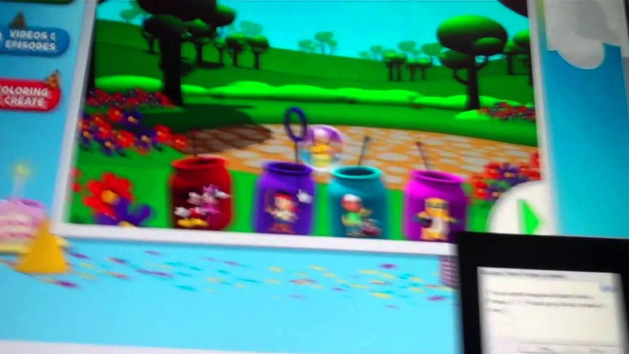 Disney Junior Happy Birthday Game 2012 Youtube
