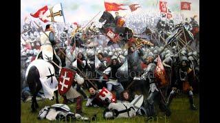 """Валерий Кипелов """"Власть огня"""", картина """"Грюнвальдская битва,1410 г."""""""