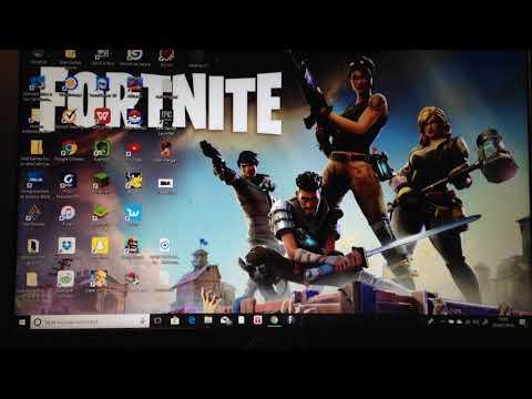 Tuto Comment Installer Fortnite Sur Pc