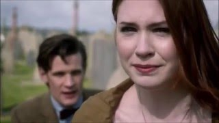 Doctor Who - The Angels take Manhattan - Amy and Rory