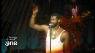 Part 1 Turn off the Lights! Teddy Pendergrass & More at BackInTimeDance.com, You