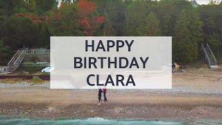 Happy Birthday Clara
