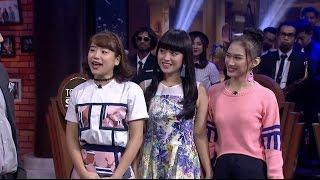 Desta Vincent Kelimpungan Dijahilin Haruka, Nabilah, dan Melody JKT48