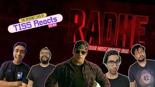 The Internet Said So | EP 86 | TISS Reacts to the Radhe Trailer