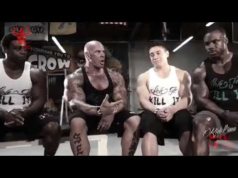 Bodybuilding Diet Bodybuilder TALK FOOD Rich Piana Bodybuilding Diet
