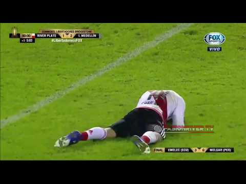 River Plate vs Independiente De Medellin (1-2) Copa Libertadores 2017 - Resumen FULL HD