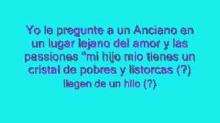 Arcangel- Por Amar A Ciegas lyrics
