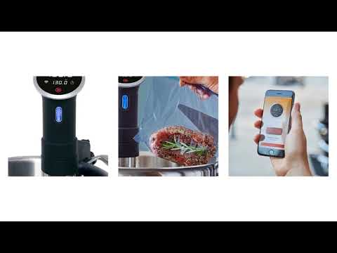 Anova Culinary Sous Vide Precision Cooker  WI-FI  Bluetooth  900W  Anova App Included
