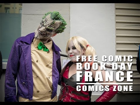 Free Comic Book Day France 2014 - Lyon - Comics Zone