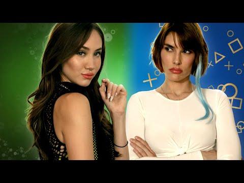 PS5 Vs. Xbox Series X | PlayStation Girl