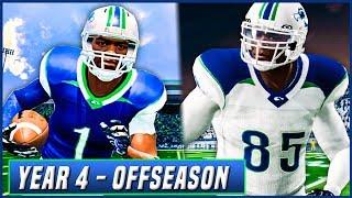 NCAA Football 14 Dynasty Year 4 FULL OFFSEASON LIVESTREAM! | Ep.70
